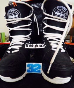 thirtytwo snowboard boots review