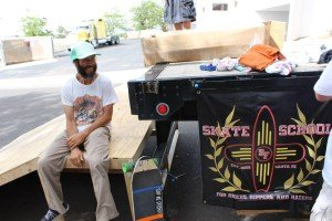 Tony Alva at the All Around Challenge
