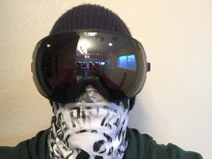 Doom Snow Goggle by Spy Optics