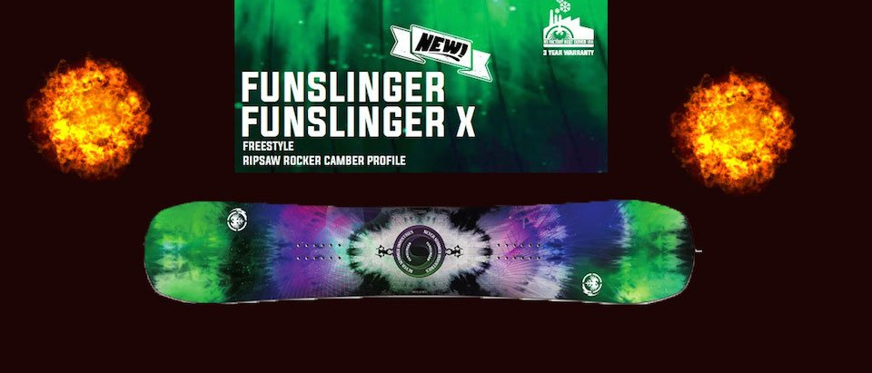 High Fives for the Funslinger!