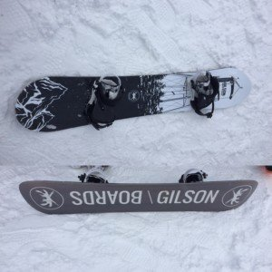 Gilson Snowboard Review