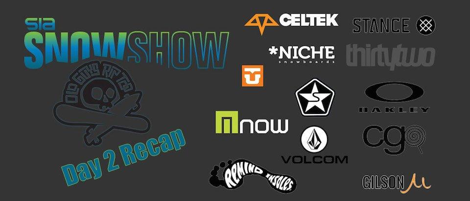 2016-2017 Snowboard Gear
