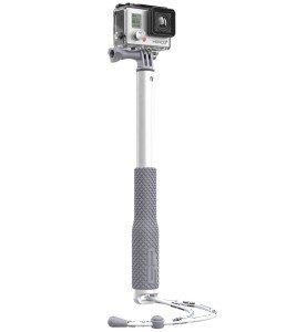 SP Gadgets POV Pole Silver