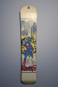 Dale Rehberg Snowboard, Ride Snowboards