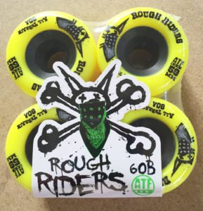 Bones Rough Riders
