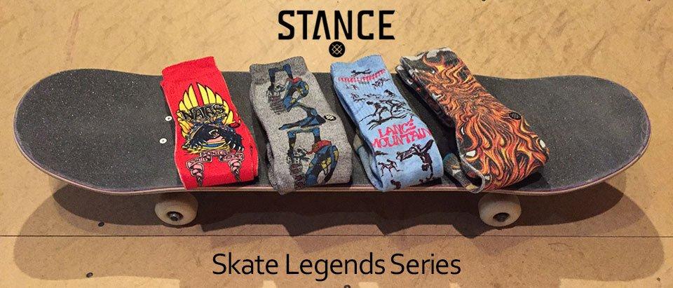 Skate Legends Series Socks Review