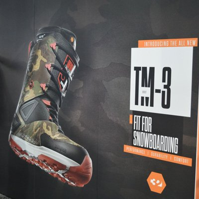 2018 ThirtyTwo Snowboard Gear Preview Boots TM-3