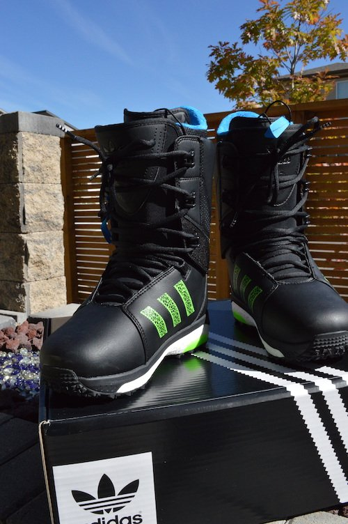 low priced 3d0e1 3dd99 Overall, the adidas Tactical ADV Snowboarding Boots are super comfortable,  provide amazing cushioning and shock absorption. and are a solid offering  from ...