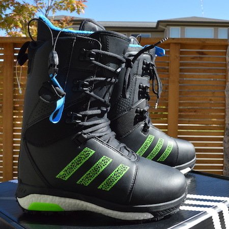 adidas tactical adv snowboarding boots side view