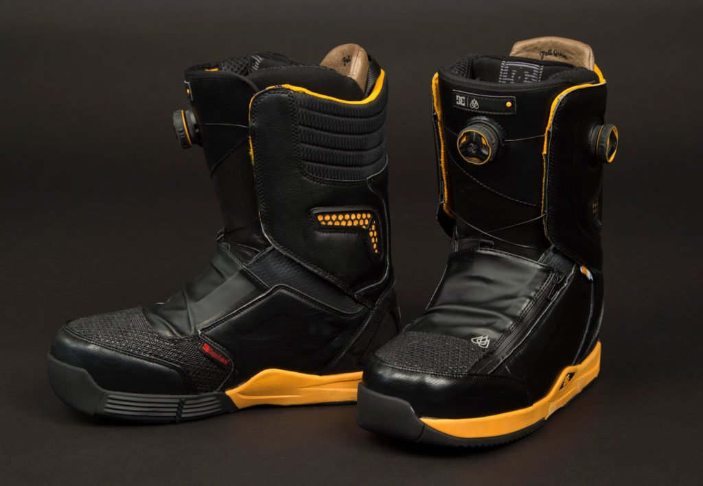 DC Snowboarding Travis Rice Boot