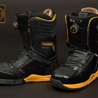 DC Snowboarding Travis Rice Boots