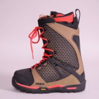 thrirtytwo tm-two snowboard boot review side image brown/black