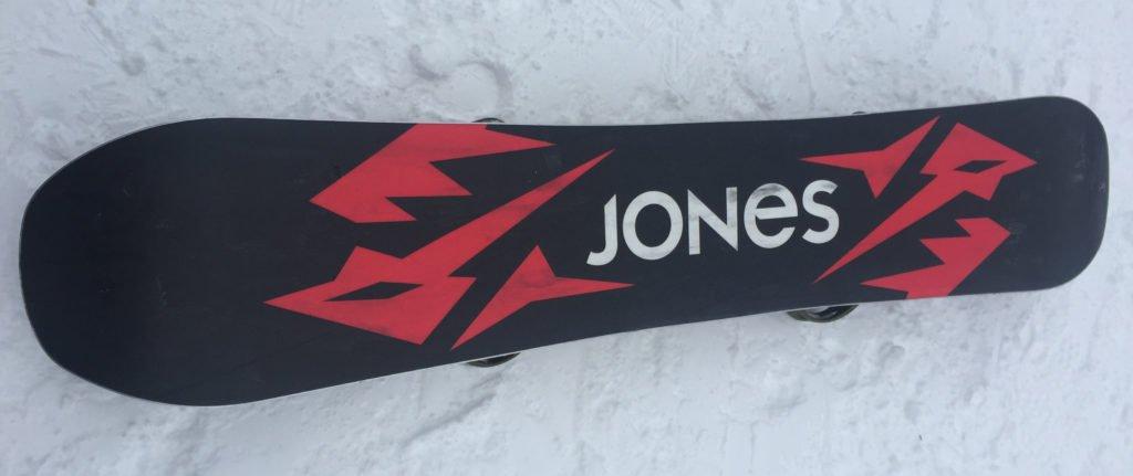Jones Ultra Mountain Twin