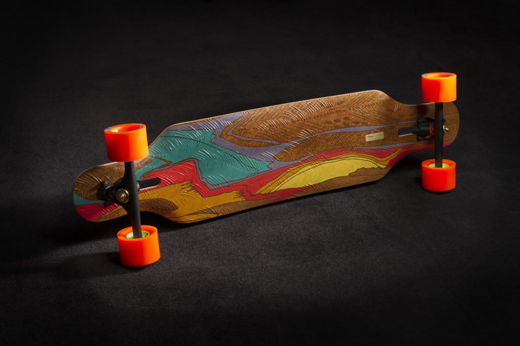 Loaded Icarus Longboard Review
