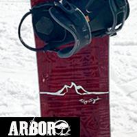 Arbor Snowboards Bryan Iguchi Pro Rocker
