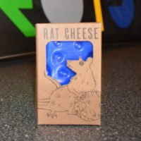 rat cheese gourmet snow wax
