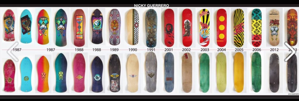 Nicky Guerrero Decks
