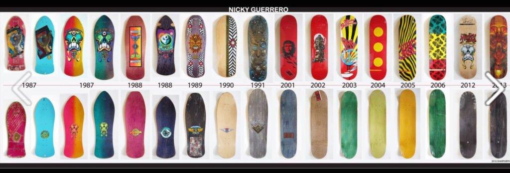 Nicky Guerrero Decks