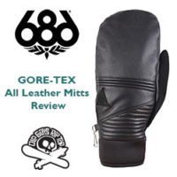 686 Men's GORE-TEX All Leather Mitt Review
