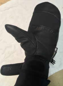 686 Men's GORE-TEX All Leather Mitt