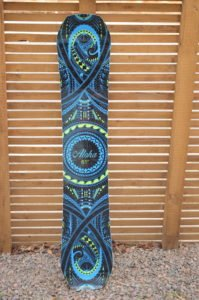 Growing Young Snowboards Kanaloa Review