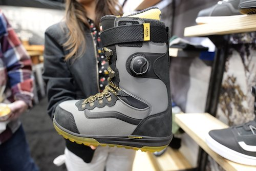 Vans Snowboard Boots 2019 Preview  900282129