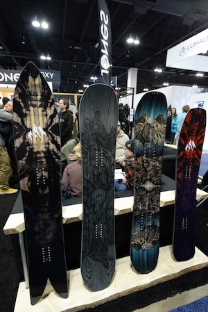 Jones Snowboards 2019 Preview