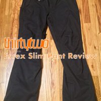 ThirtyTwo Essex Slim Snowboard pant
