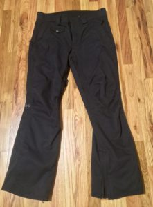 ThirtyTwo Essex Slim Snowboard pant review