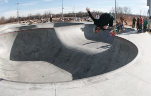 Wrex Cook at Arvada SkatePark Colorado