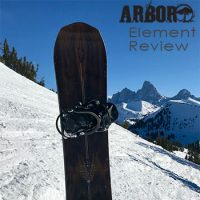 Arbor Element Snowboard Review