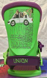 Union Contact Scott Stevens Binding