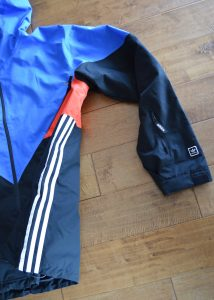 adidas premiere riding jacket review sidepanel