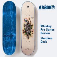 Arbor Shuriken Deck