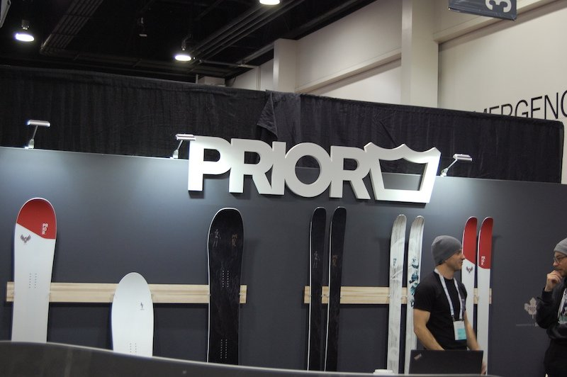 Prior Snowboards 2020 Preview