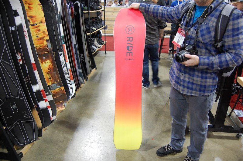 Ride Snowboards 2020