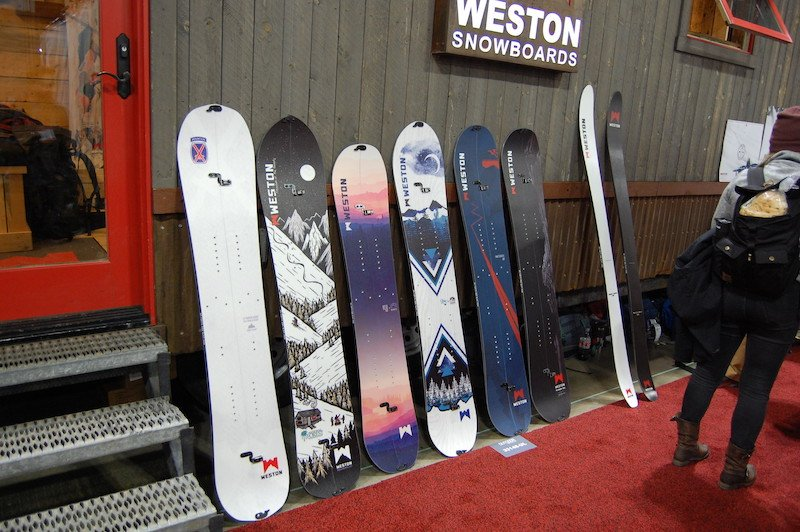 Weston Snowboards 2020 Preview