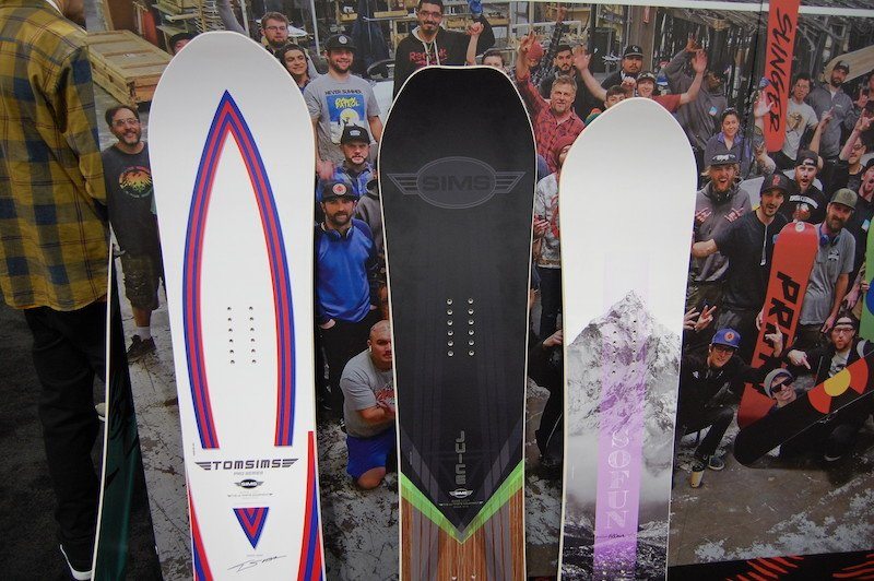 Sims Snowboards 2020 Preview