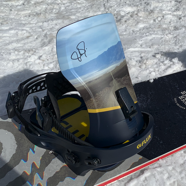 Flux TM John Jackson 2020 Snowboard Binding Review
