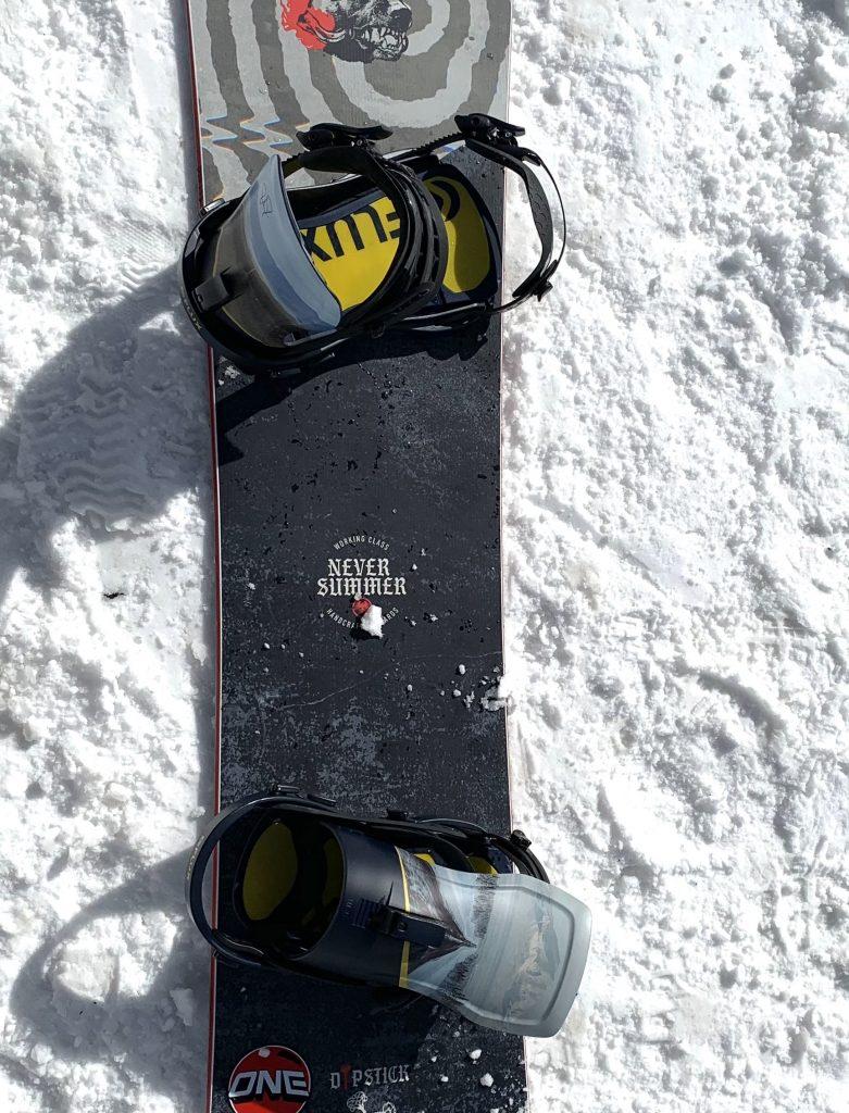 Flux Bindings XF All-Mountain Snowboard Bindings