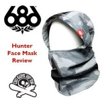 686 Hunter Face Mask