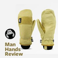 Crab Grab Man Hands Mitts Review