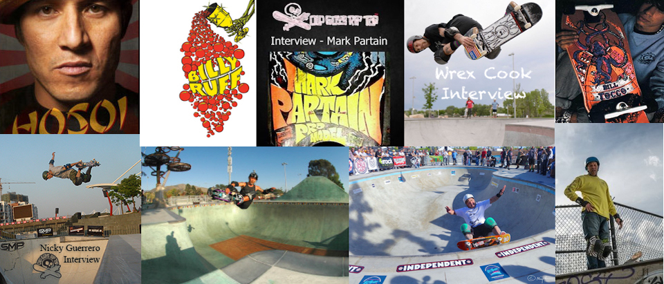 Skateboarding Legends Interviews