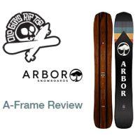 Arbor A-Frame 2020 Review