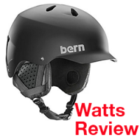 Bern Watts Helmet Review