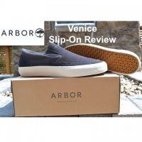 arbor venice slip on review featured image