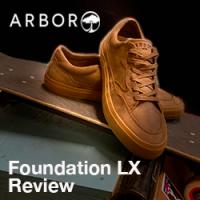 Arbor Foundation LX Shoes