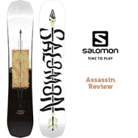 Salomon Snowboards Assassin Review