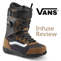 Vans Infuse Boots Review