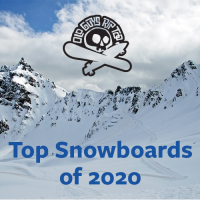 2020 Top Snowboard picks for Powder, All Mountain and Freestyle